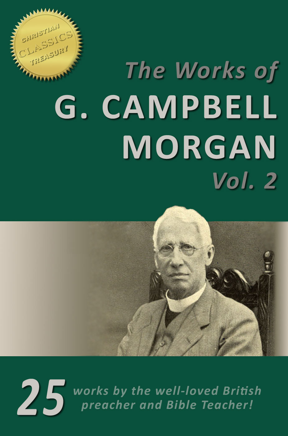 Campbell morgan genesis analyzed bible commentary